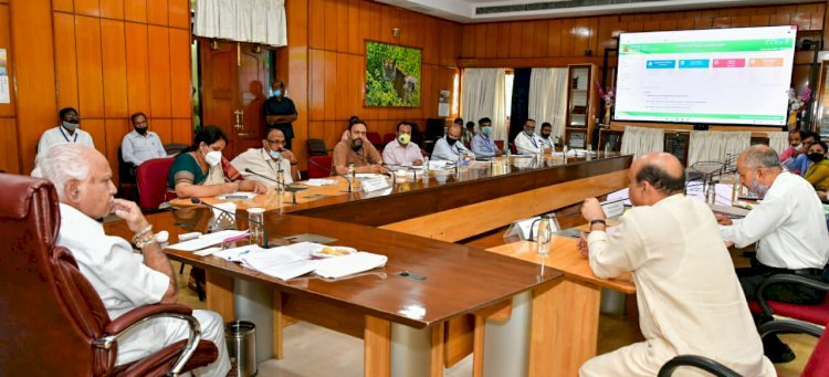 *CM Directs to Take Action on Transport Companies involved in Illegal Transport of Goods*