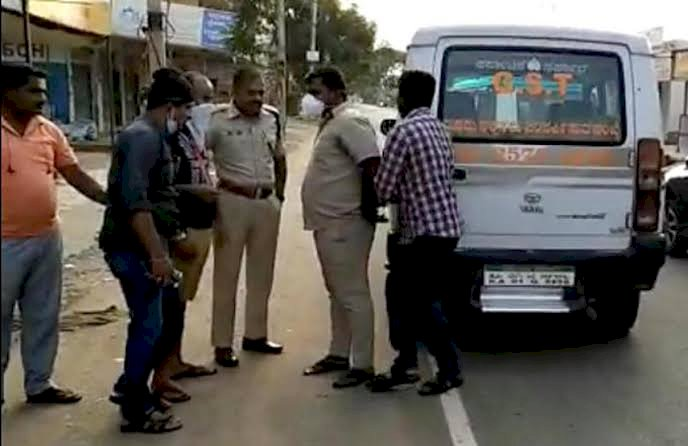 Trio gets  bail for transporting liquor in a Govt vehicle during Lockdown