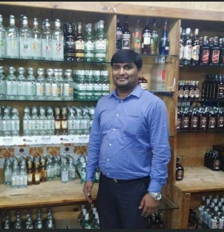 Three accused of transporting liquor in Govt vehicle out on bail.