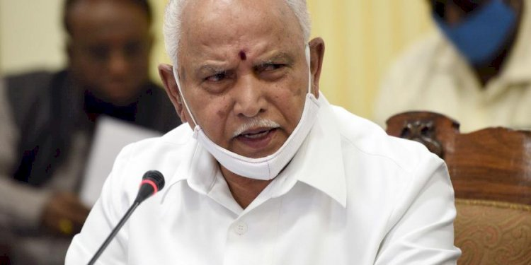 CM BS Yediyurappa announces 14-day closedown in Karnataka from April 27 as Covid cases surge,Essentials From 6-10 AM