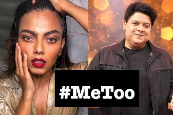 Sexual harassment post against Director Sajid Khan