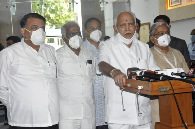 Seven-member team joining Yediyurappa Cabinet in evening