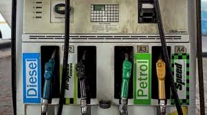 Petrol cost reach all time high in India