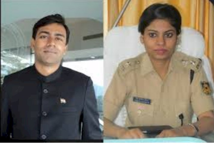 Karnataka IPS officer files dowry harassment, physical abuse case against IFS officer husband and his family :