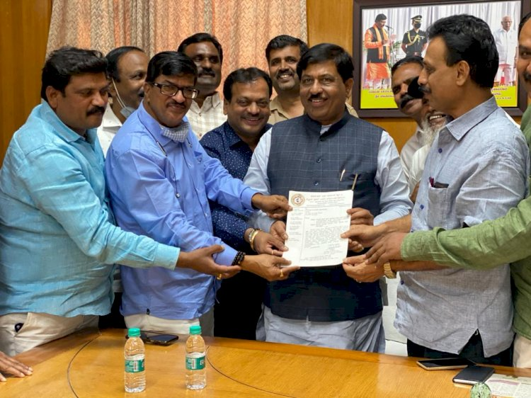 Murugesh Nirani Assures Hassle-Free Doing Business To Quarry Owners'