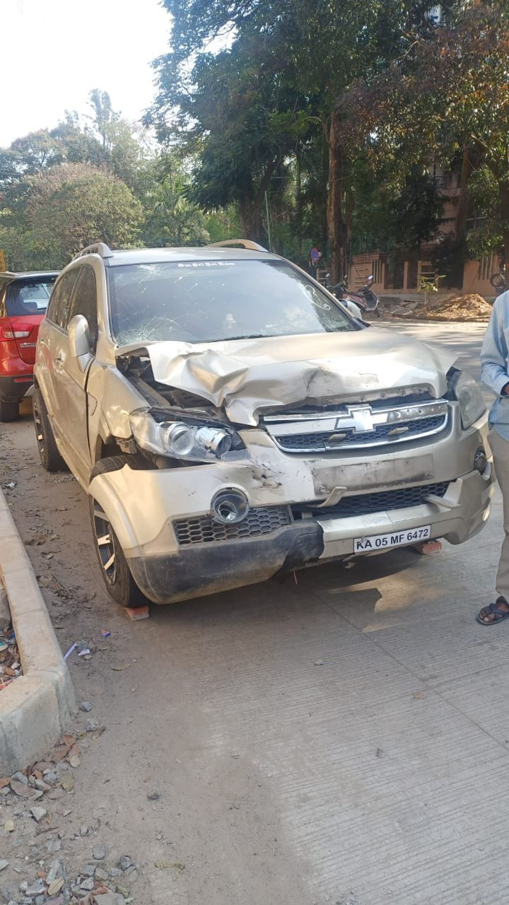 Food app's two delivery boys killed in road accident,Car owner arrested within 24 hours by Yeshwanthpura Traffic police: