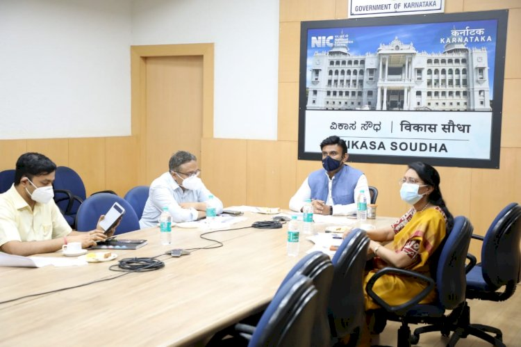 *Health n Medical Education Minister urges centre to provide more vaccine*