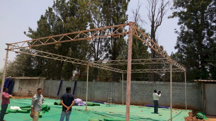 Four contract workers killed due to electrocution in Anekal: