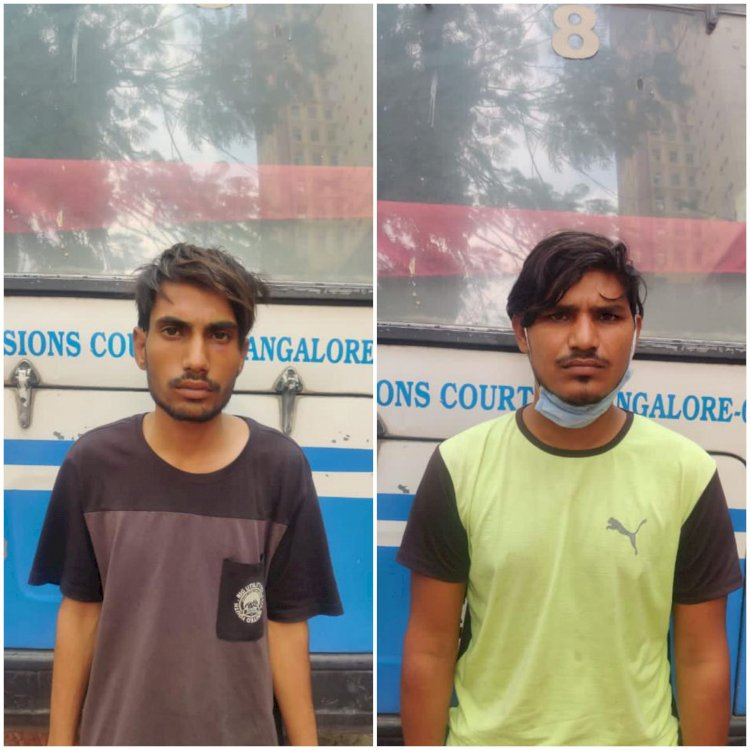 Honey trap gang busted Duo from Rajasthan arrested: