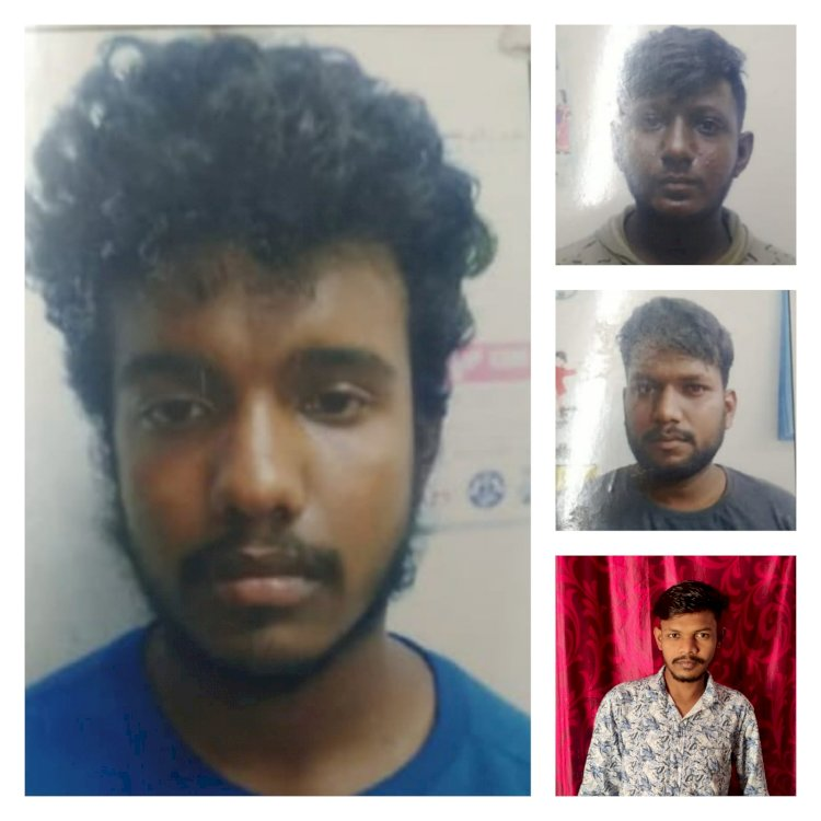 Amruthahalli police arrested 3 persons for ransacking hotel in Bengaluru :