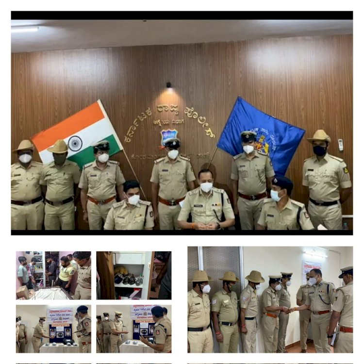 Two Inter-State Drug peddlers, including B-Tech graduate arrested by Sudduguntepalya police,4Kg Hashish Oil Worth Rs.2 Crore Recovered.
